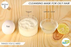 things you ll need things needed to make diy egg cleansing mask for hair