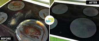 clean glass stove top clean your dirty glass stove and make it new cleaning glass stovetop