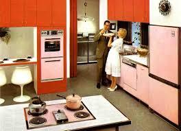 50s Style Kitchen Appliances Pink Kitchen Archives Retro Renovation