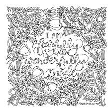 Small Picture Amazoncom Everything Beautiful A Coloring Book for Reflection