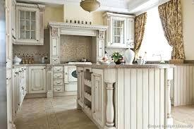 Antique Kitchen Design Unique Decoration