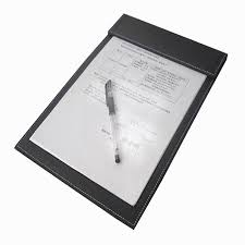 clipboard office paper holder clip. aliexpresscom buy office a4 pu leather file paper clipboard folder with magnetic clip a042 black from reliable suppliers on shenzhen holder e