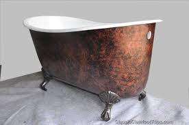 58 cast iron swedish slipper tub