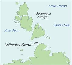 Vilkitsky Strait