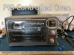 picture of pid temperature controlled oven