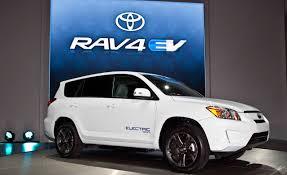 2012 Toyota RAV4 EV Photos and Info | News | Car and Driver