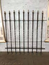 Wrought Iron Panels Antiques eBay