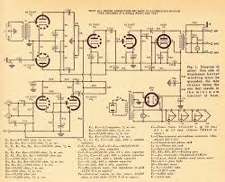 schematics preservation sound page  mixerschematics