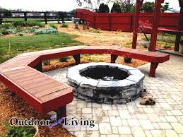 patio firepit outdoor living design ideas lexington cky ky backyard kitchen deck orig