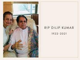 Dilip Kumar death: Legendary actor ...