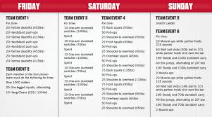 cushty teamworkouts wbg tim swords toughmudderprogramweek crossfitworkouts at home workout routine beginner crossfit workout calendar eoua