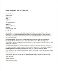 First Time Job Sample Cover Letter For First Time Job Best Student Jobs Lovely Part