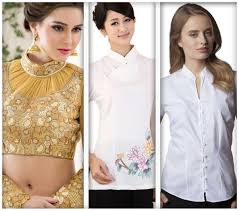 Collar Style Neck Design Top 80 Types Of Blouse Design Patterns For Fashion Stylish Women