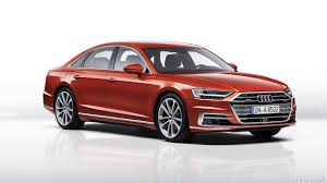 2018 audi 8. modren 2018 2018 audi a8 color volcano red  front threequarter picture on audi 8