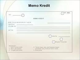 memo kredit bab 1