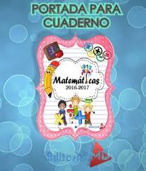 Portadas Para Cuadernos Imprimir By Editorial Md Tpt