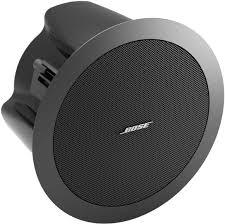 bose in ceiling speakers. freespace ceiling loudspeaker, multi-tap transformer, 16w @ 8 ohms, black bose in speakers e