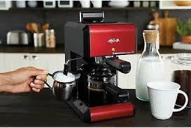 — choose a quantity of mr coffee steam espresso cappuccino maker. Mr Coffee Bvmc Ecm270r Steam Espresso Maker Red