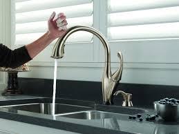 Moen Touchless Kitchen Faucet Moen Touch Control Kitchen Faucet Kitchen Ideas