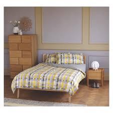 Tall Bedroom Chest Of Drawers Hana Ii Oak 12 Drawer Tall Chest Buy Now At Habitat Uk