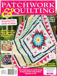 eQuilter Australian Patchwork & Quilting Magazine - Vol 25, No 2 & Australian Patchwork & Quilting Magazine - Vol 25, No 2 Adamdwight.com