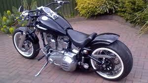 harley davidson 1200 sportster bobber chopper uk hard tail 1