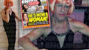 richard simmons transformation. see richard simmons\u0027 new female identity following transition thumbnail simmons transformation