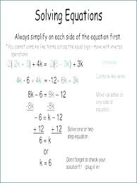 multiplication worksheets solving equations with multiple variables worksheet image multi step doc practice two