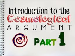 the cosmological argument of by mrmcmillanrevis the cosmological argument 1 of 2 by mrmcmillanrevis