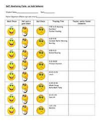 Posts Similar To Behavior Modification Charts Daily
