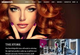Hair Saloon Websites Hair Salon Archives Spas Websites Yes