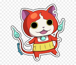 This coloring book about yo kai watch offers you dozens of white and black drawings of the fabulous manga yo. Jibanyan By Setsurachii Free Printable Colouring Pages Yokai Watch Jibanyan Free Transparent Png Clipart Images Download