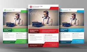 business to business marketing flyers marketing flyer examples on top corporate business flyer templates