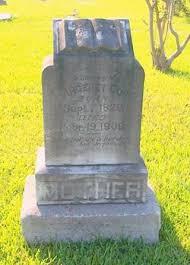 Margaret Ida Garrett Cook (1829-1909) - Find A Grave Memorial