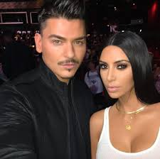 beauty icons kim kardashian and makeup artist mario dedivanovic reunited for his master cl in dubai