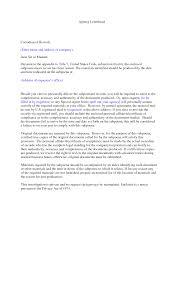 Custodian Cover Letter Sample Stunning Sample Cover Letter For
