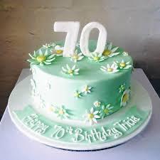 32 Inspired Image Of 70th Birthday Cake Ideas Davemelillocom