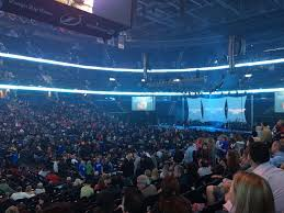 Amalie Arena Section 102 Concert Seating Rateyourseats Com