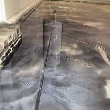 epoxy flooring garage. Metallic Epoxy Garage Floor Flooring