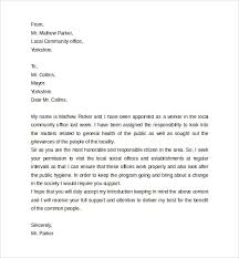 11 Personal Letter Formats Doc Pdf