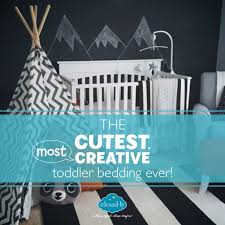 cutest most creative toddler bedding cloud b