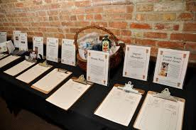 What Is Silent Auction Silent Auction