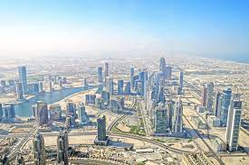 Rekorde in Dubai: Großspurige Glitzerwelt im Sand