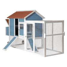Chicken Coop Designs For 6 Hens Advantek Tractor House Chicken Coop And Run 4 6 Hens