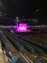 Pechanga Arena Section L22 Home Of San Diego Gulls San