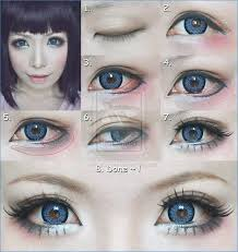 doll eye makeup s a cache tutorial anese