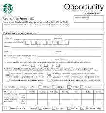 Texas Job Application Template Free Employment Agreement