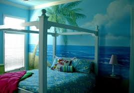 nice beach themed wall decals style