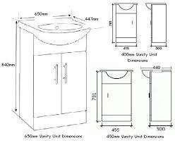 modern bathroom sink dimension extraordinary design standard size modern home drain beautiful best of awesome 22