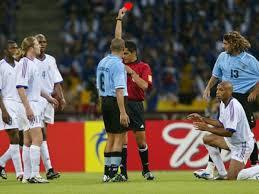 The history of France v Uruguay